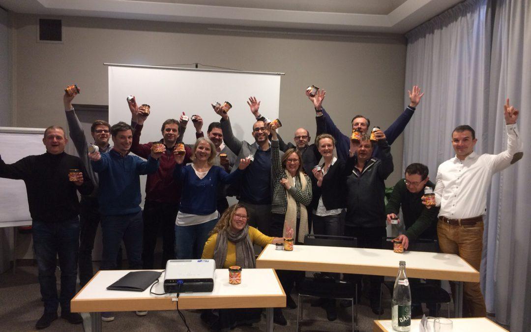 Entrepreneurs, venez vivre un club HeliOm à Douai !